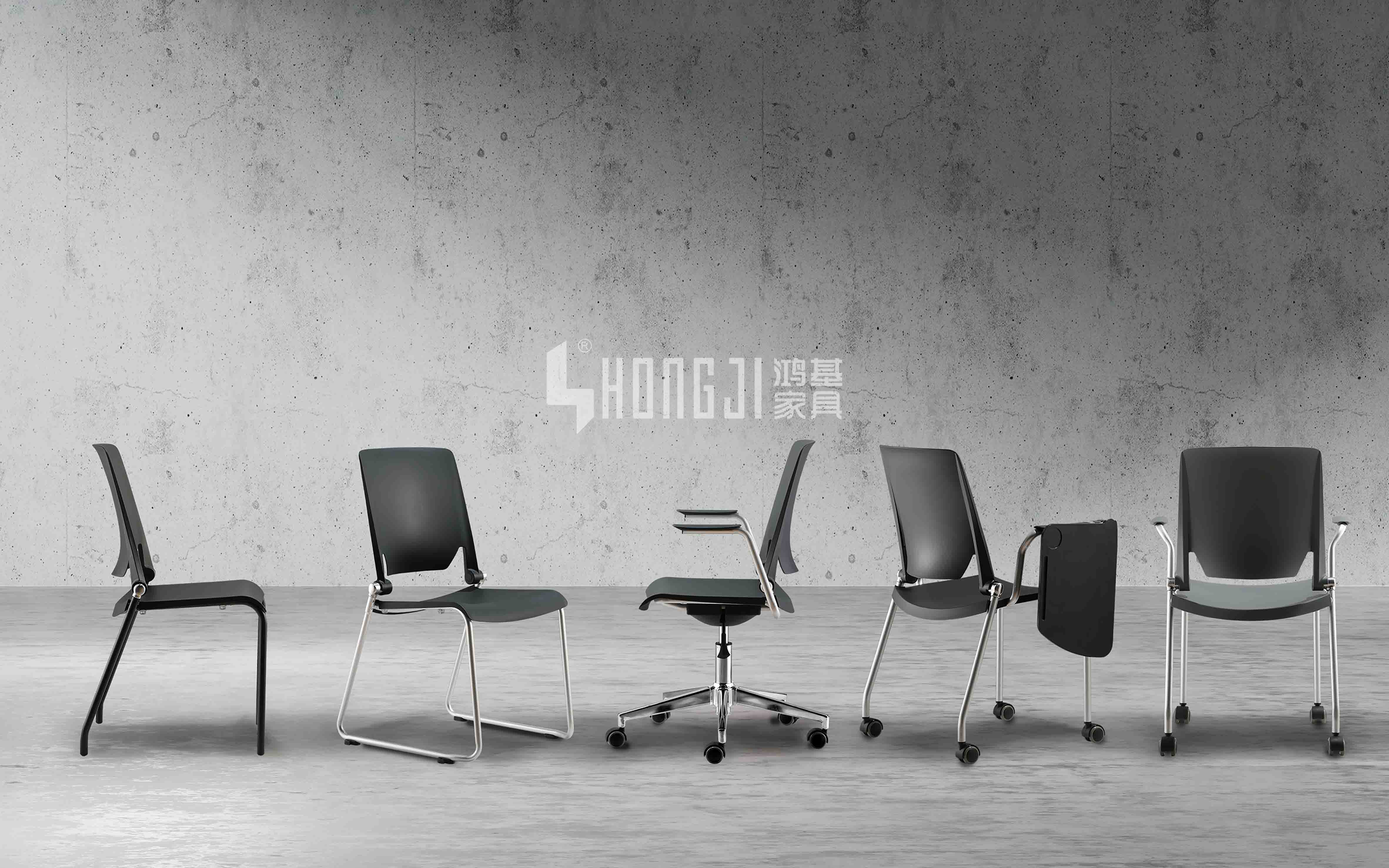 HONGJI folding training chair manufacturer for conference-13