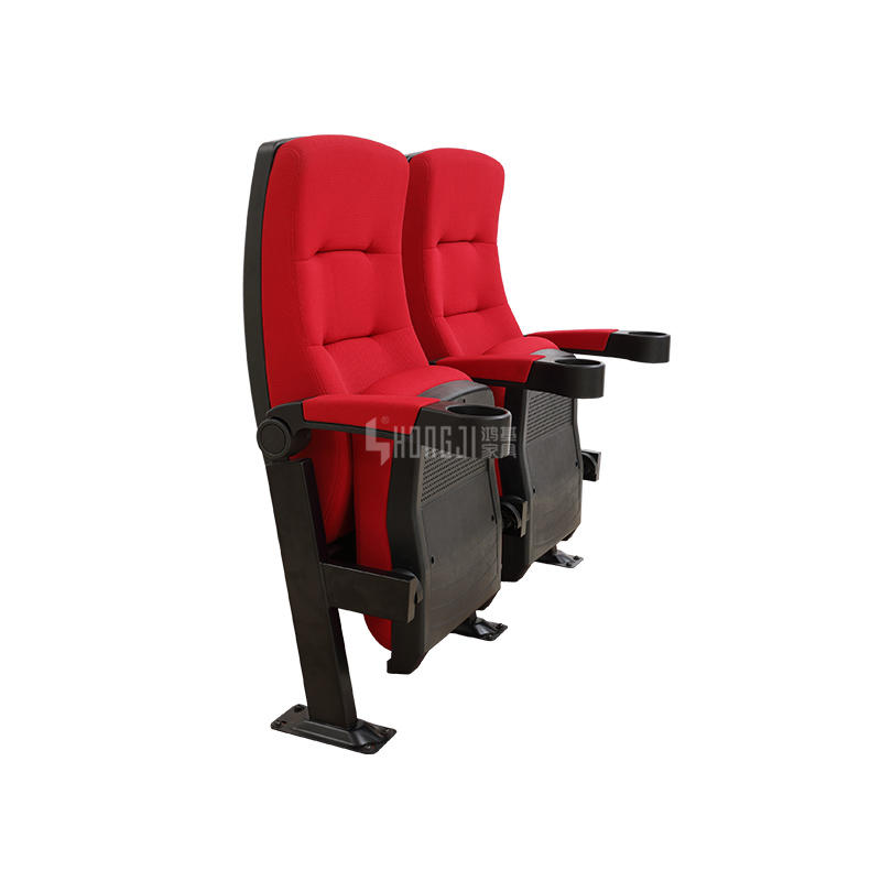 Armrest adjustable cinema chair featuring in high quality and factory sales HJ93B