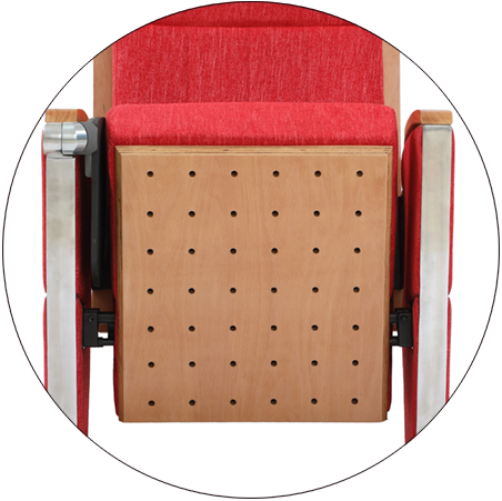 HONGJI auditorium seating standards manufacturer for student-8