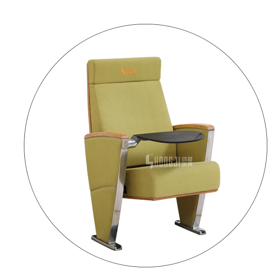 HONGJI excellent new theater seats manufacturer for university classroom