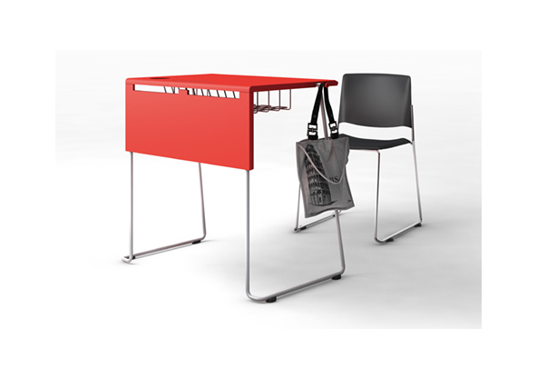 HONGJI foldable office desk exporter for school-10