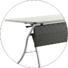 HONGJI hd10a office table factory for student
