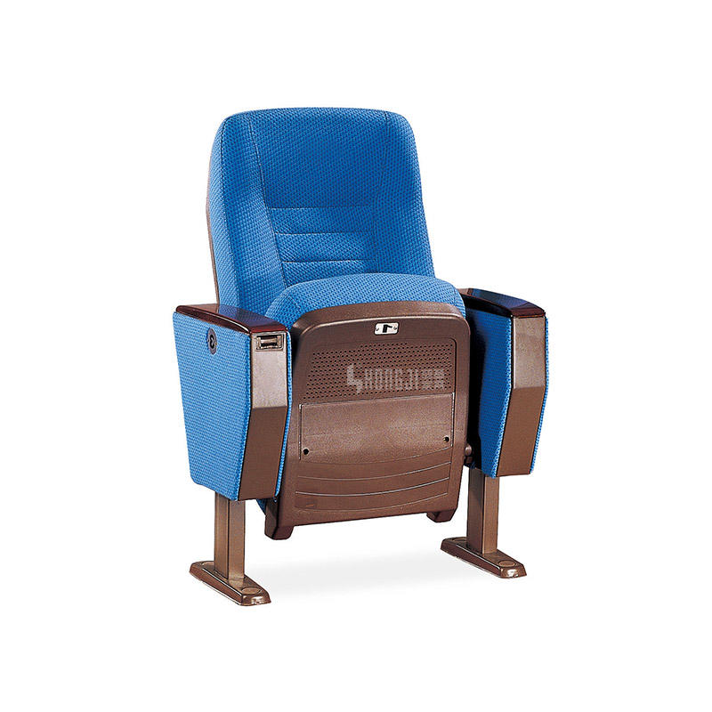 Comfortable molded foam auditorium seating theater seat HJ32