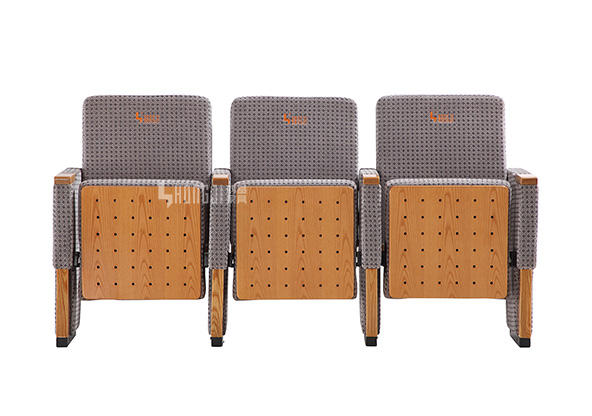 HONGJI 2 seat theater seating supplier for cinema