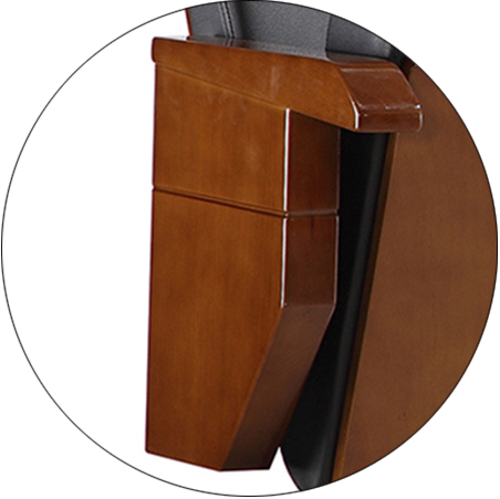 HONGJI excellent auditorium chairs manufacturer for student