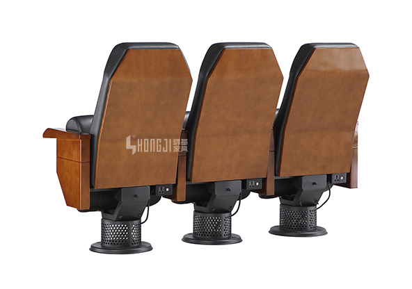 HONGJI high-end black theater chairs factory for student-11