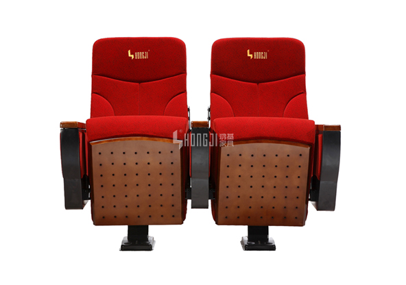 HONGJI outstanding durability 2 seat theater seating factory for office furniture-9
