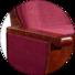 HONGJI auditorium seats wholesale manufacturer for cinema