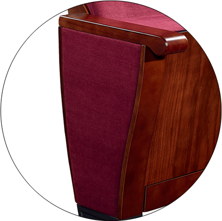 HONGJI unparalleled best church chairs factory for sale
