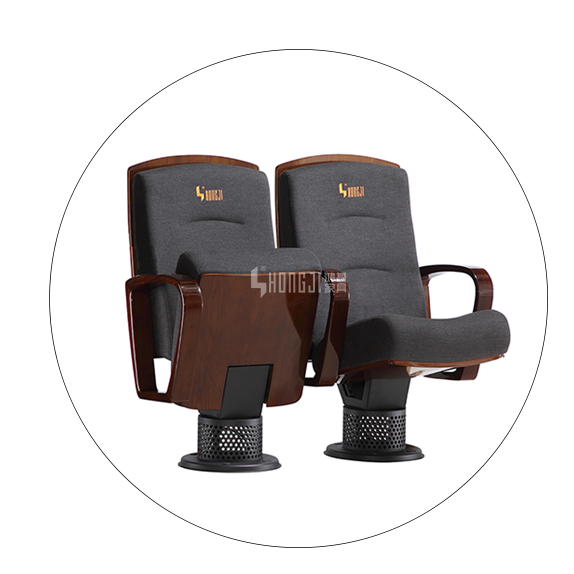 HONGJI newly style 3 seat theater chairs factory for office furniture-5