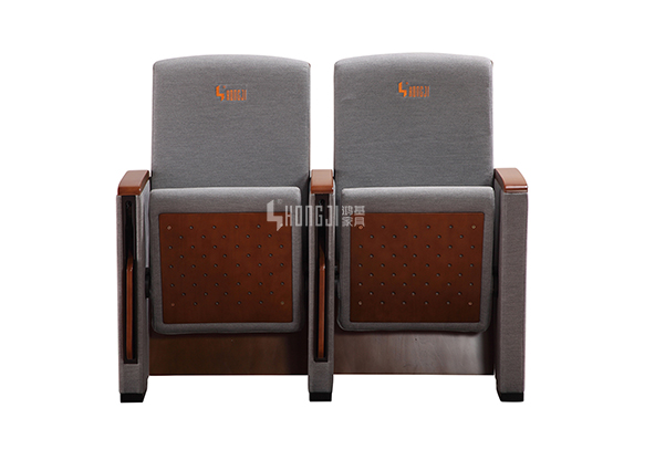Grey School Church Conference Theater Auditorium Seating HJ8005C-9
