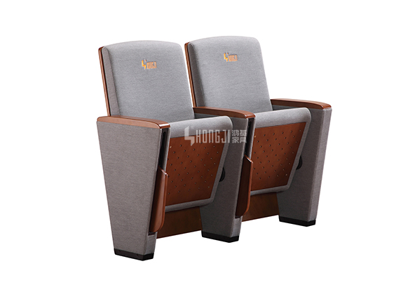 Grey School Church Conference Theater Auditorium Seating HJ8005C-10