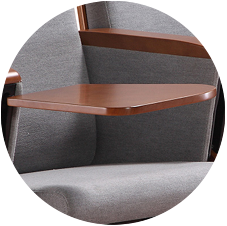 HONGJI high-end two seat theater seating manufacturer for office furniture
