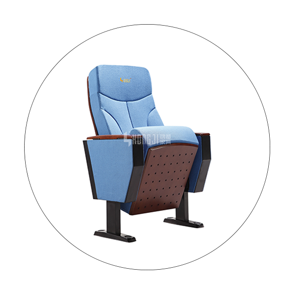HONGJI elegant church auditorium chairs factory for cinema-5