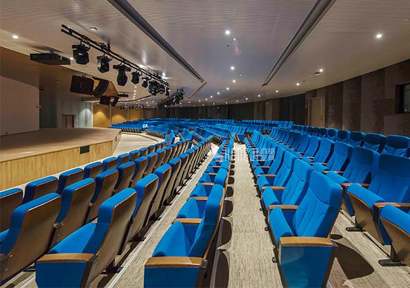 HONGJI elegant church auditorium chairs factory for cinema-11
