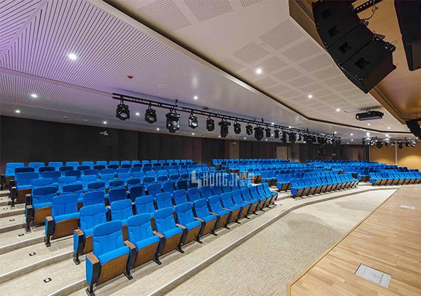 HONGJI elegant church auditorium chairs factory for cinema-10