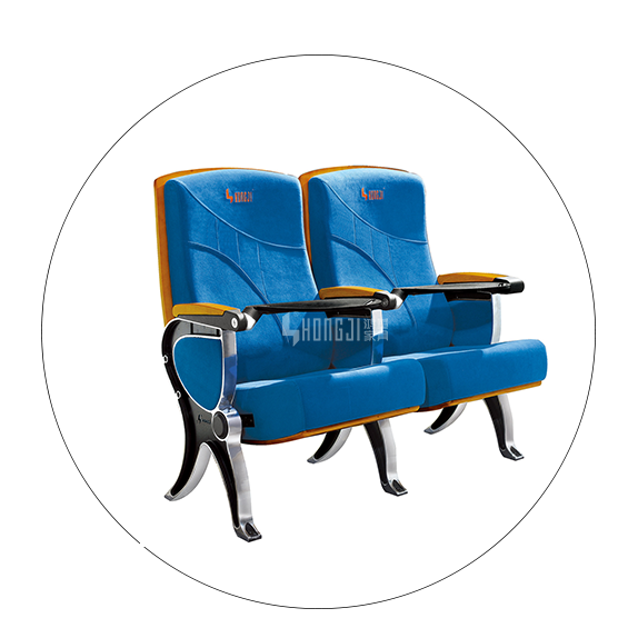 HONGJI leather theater seats factory for cinema-5