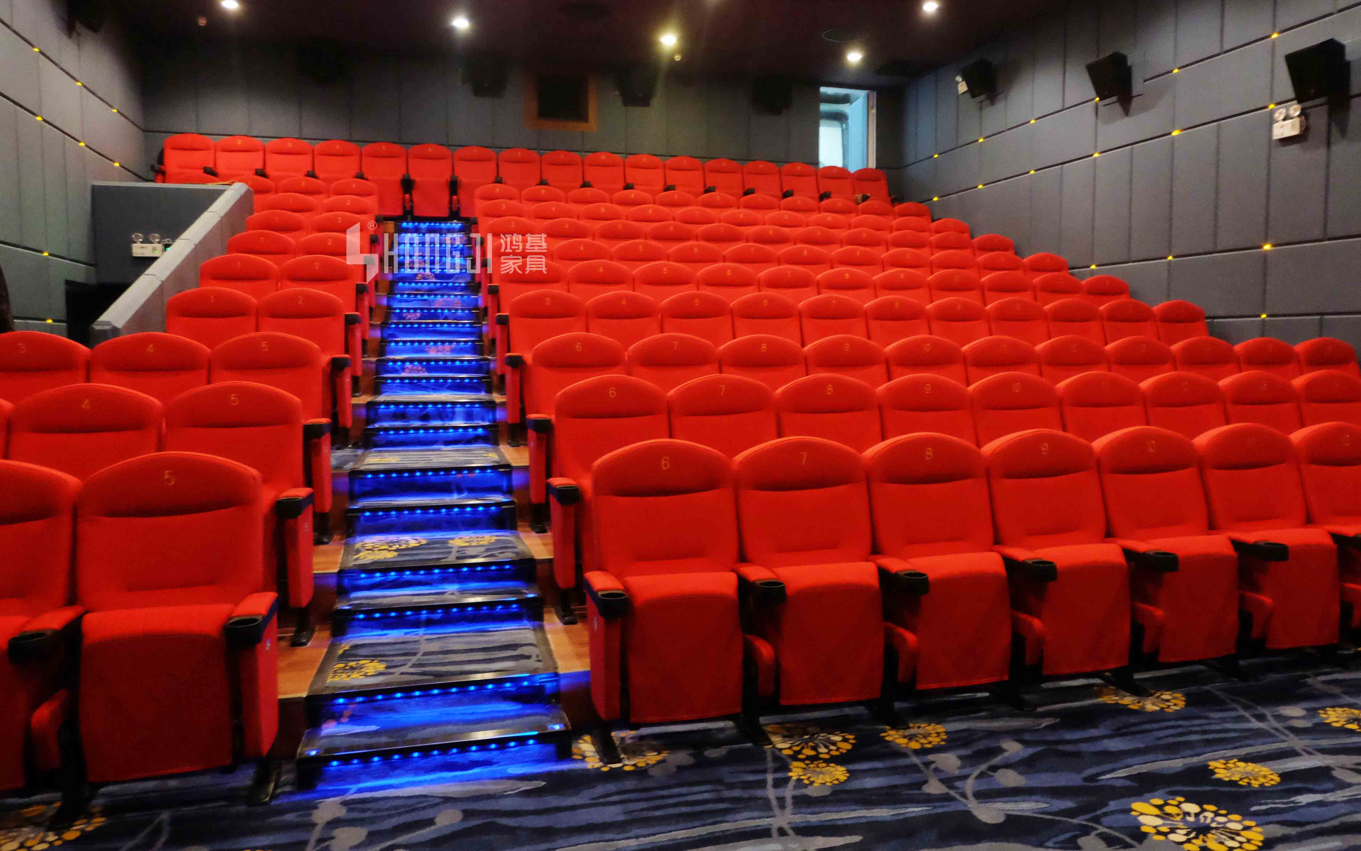 HONGJI hj9926 theater room recliners competitive price for sale-13