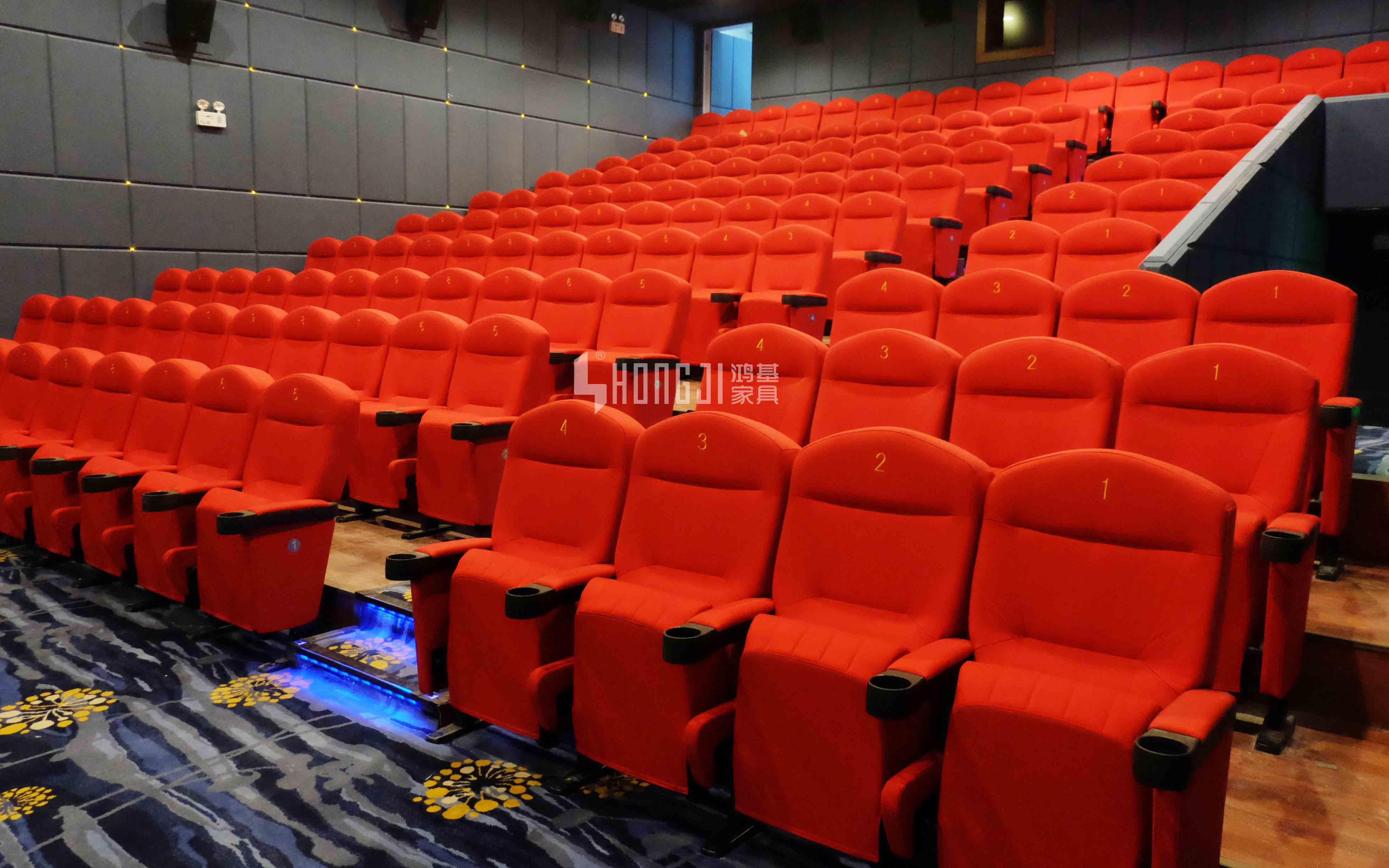 HONGJI hj9926 theater room recliners competitive price for sale-14