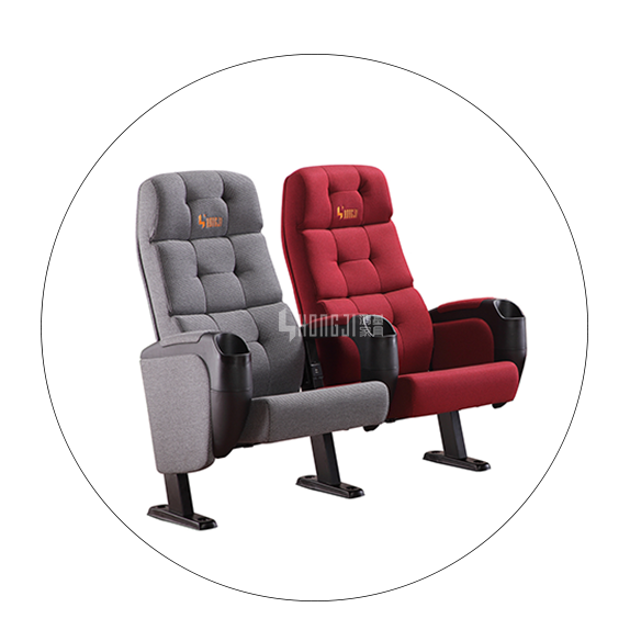 HONGJI fashionable home cinema furniture directly factory price for theater