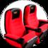 movie theater furniture hj16g for cinema HONGJI
