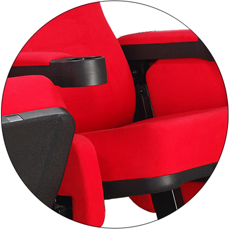 fashionable home theater seating hj9505b factory for importer-8