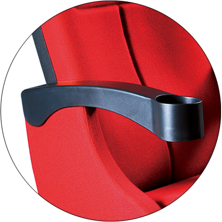 HONGJI fashionable cinema seats directly factory price for importer-3