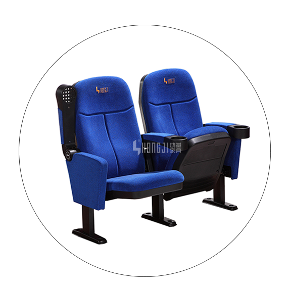 HONGJI elegant home theater seating 4 seater factory for theater