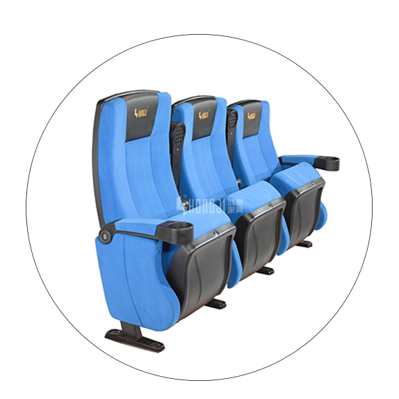 HONGJI hj16f movie theater chairs competitive price for theater-5