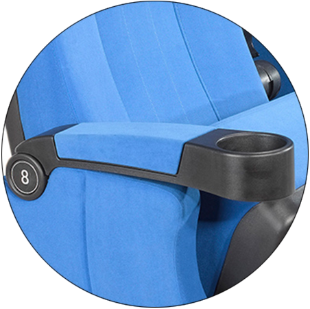 HONGJI hj9963 home theater seating factory for theater-3