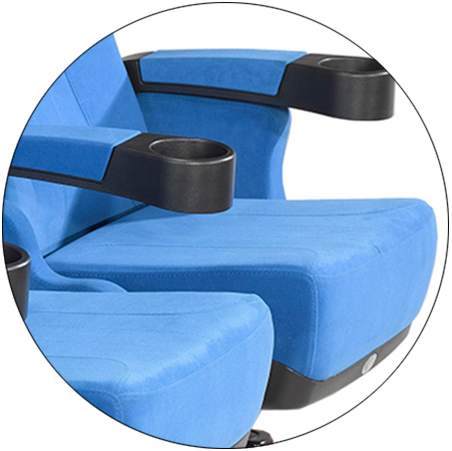 HONGJI hj16f movie theater chairs competitive price for theater-8