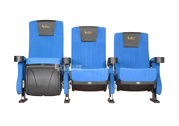HONGJI hj16f movie theater chairs competitive price for theater-9