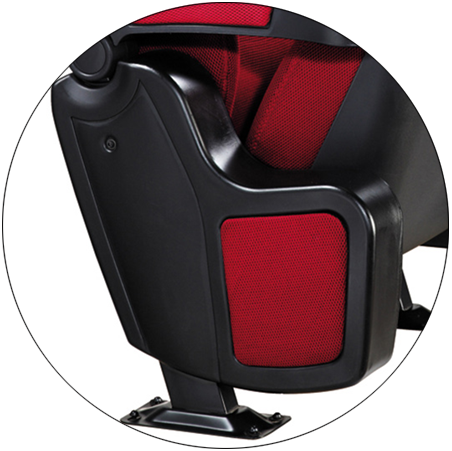 exquisite home cinema chairs hj9910a competitive price for sale