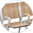 HONGJI tc005 student table and chair manufacturer fpr classroom