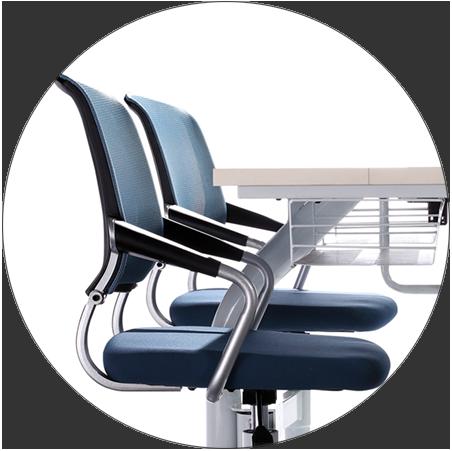 HONGJI ISO9001 certified high school desk manufacturer for university-2