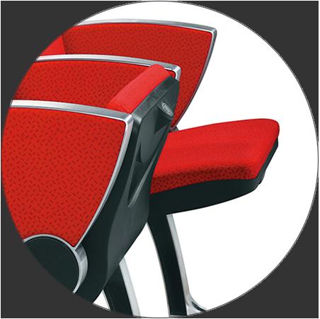 HONGJI tc922d school seats for school-2