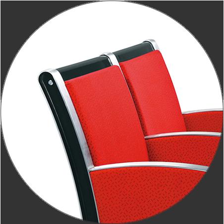 HONGJI tc922d school seats for school-3