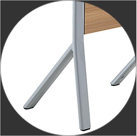 HONGJI tc004 school table and chair set manufacturer fpr classroom-3