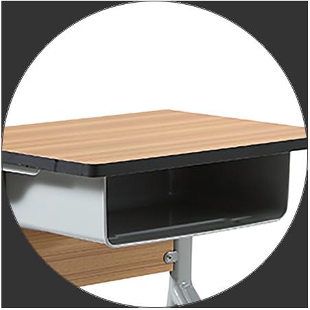 HONGJI ISO9001 certified elementary school furniture factory fpr classroom