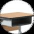 HONGJI tc004 school table and chair set manufacturer fpr classroom