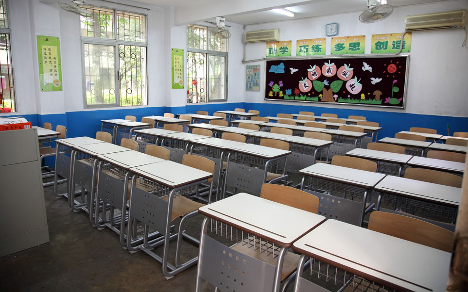 HONGJI ISO14001 certified primary school furniture supplier for university-10