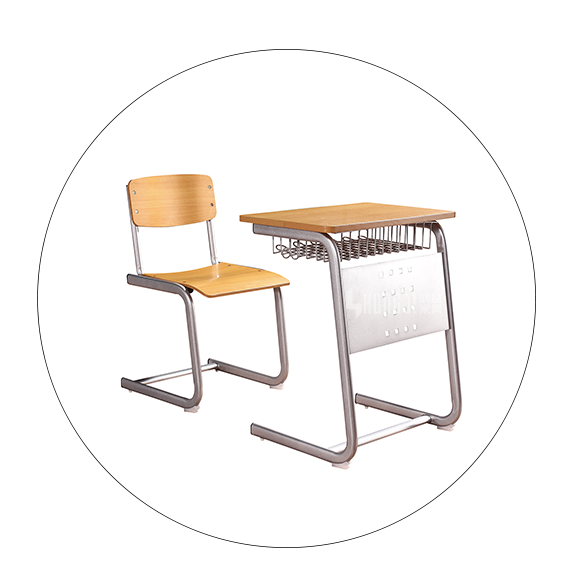 HONGJI tc983 classroom chairs for sale for school-5