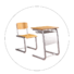 HONGJI ISO14001 certified primary school furniture supplier for university