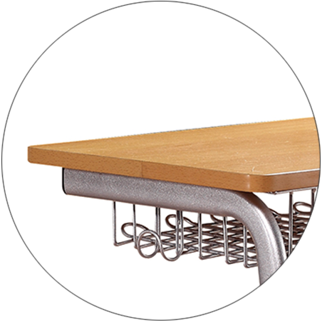 HONGJI ISO14001 certified primary school furniture supplier for university-2