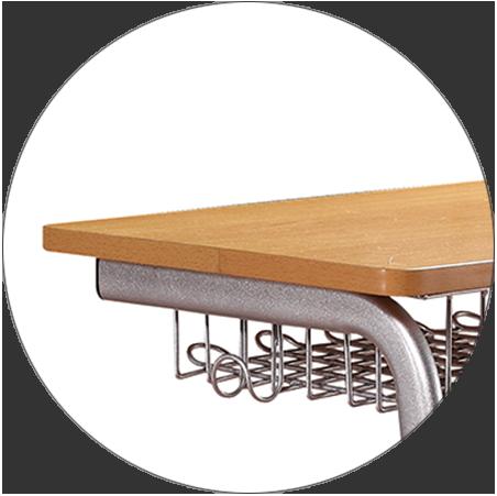tc930b modern classroom furniture manufacturer for university HONGJI