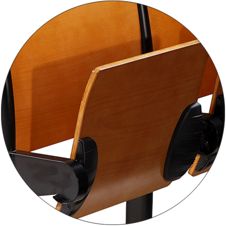 ISO9001 certified elementary school chairs tc004 for school-2