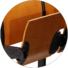 HONGJI ISO14001 certified student desk chair combo supplier fpr classroom