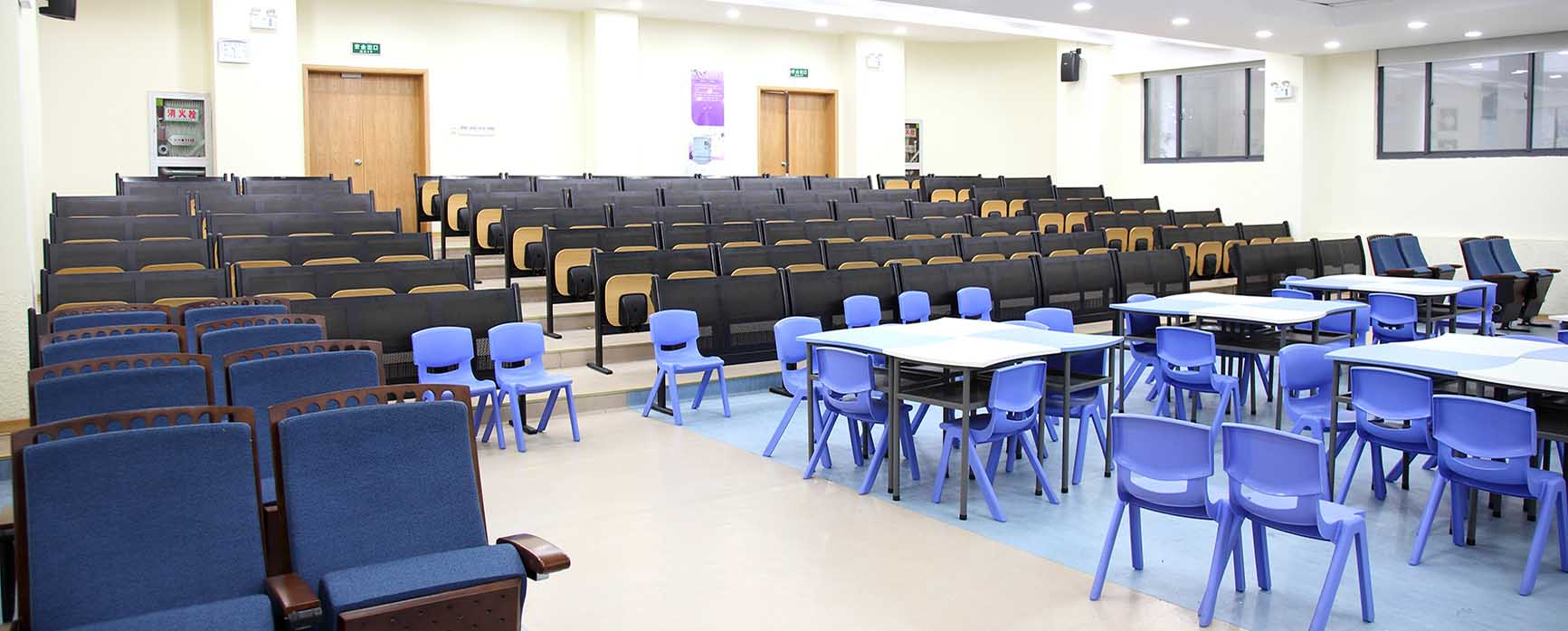 HONGJI ISO14001 certified school seats for university-12