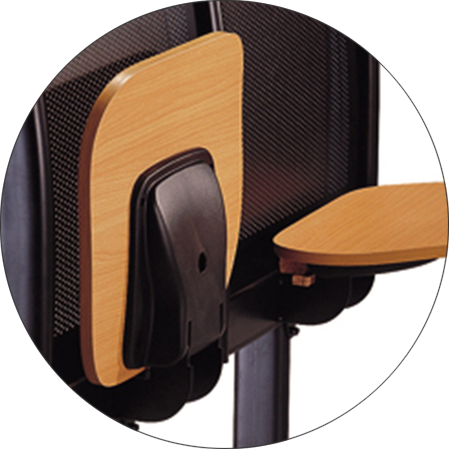 HONGJI ISO14001 certified school seats for university-8
