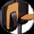 HONGJI ergonomic school table chair manufacturer for high school